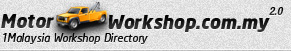 Motor Workshop | 1Malaysia Workshop Directory