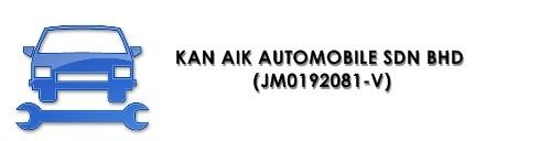 Kan Aik Automobile Sdn Bhd