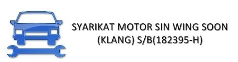 Syarikat Motor Sin Wing Soon (Klg) Sdn Bhd